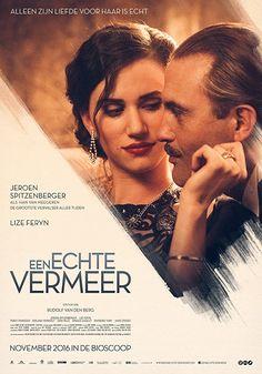 Jeroen Spitzenberger and Lize Feryn in A Real Vermeer (2016)