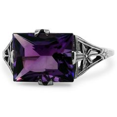 The Mariposa Ring from Brilliant Earth and this ring's name even has special meaning. My best friend calls me Mariposa as my nickname...