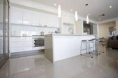 kitchen metricon kitchen tiles national tiles stratos light grey polished 300x600