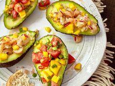 Avocadoschiffchen Rezept | LECKER
