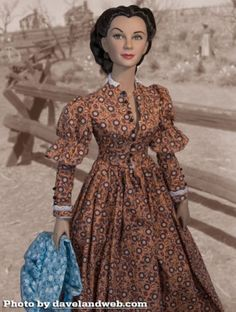 """Scarlett O'Hara : """"As GOD is my witness, I'll never be hungry again!"""""""
