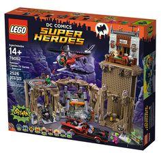 Batman 1966 Television Series Lego set