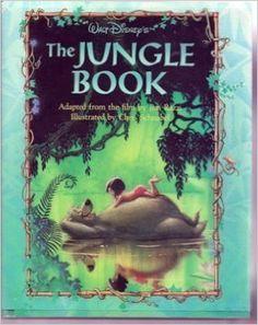 Walt Disney's the Jungle Book: Illustrated Classic: Jim Razzi, Chris Schnabel: 9781562820572: Amazon.com: Books