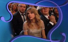 When she thought for a moment that she'd won a Grammy but hadn't. | 27 Times Taylor Swift Failed So Hard She Almost Won