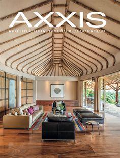 Revista AXXIS | Arquitectura, Diseño y Decoración Pergola, Outdoor Structures, Ceiling Lights, Instagram, Outdoor Decor, Home Decor, Model House, Coffee Area, Architects