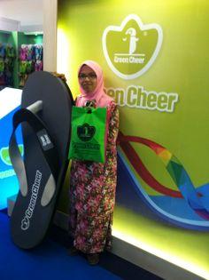 I want win RM1,000.00!! Putra World Trade Centre Malaysia International Shoe Festival 2014