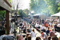 The Duke of Edinburgh, Brixton | 32 London Beer Gardens You Should Visit Before You Die