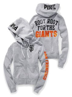 love the Victoria's Secret Giants stuff!!!!wish it came in my size!!!!