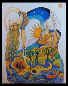Gaia, Art - Goddesses, Muses