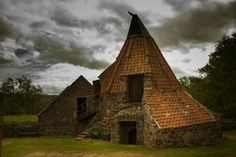 *Historic Stuff: Preston Mill, East Linton, East Lothian