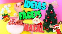 DIY IDEIAS FACEIS DE NATAL QUE VOCÊ PRECISA FAZER | Jana Taffarel