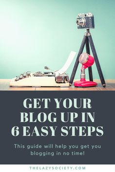 Check out our quick start guide to get your blog up and running in 6 easy steps under 45 minutes. Bringing you all the goodness from trial & error and lessons learnt over the past 12 months. This is perfect for newbies to kick start their blog the smarter way and includes handy tips from experienced bloggers also. Click through to see. #blogging #newbieblogger #blog #startablog #bloggers Blog Topics, Blog Writing, Handy Tips, Blogging For Beginners, Lessons Learned, How To Start A Blog, 12 Months, You Got This, Running