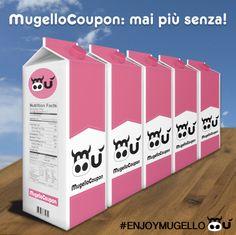 @MugelloCoupon: mai più senza! #EnjoyMugello - a little #idea is growing in #Mugello ;)