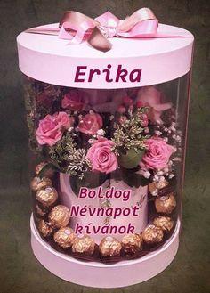 Name Day, Chocolates, Happy Birthday, Crafts, Diy, Happy Brithday, Manualidades, Bricolage, Saint Name Day