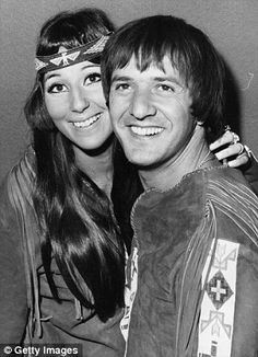 Cher & Sonny Bono