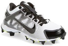 Nike 'HyperDiamond Keystone GS' Baseball Cleat (Toddler, Little Kid & Big Kid)