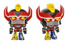 SDCC 2017 POP POWER RANGERS MEGAZORD 6IN VINYL FIG - (SRP: $20.00) Limited to 8,000 pieces