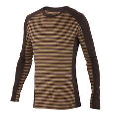 Mid-weight Merino interlock knit baselayer top