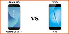 Perbandingan Samsung Galaxy J5 2017 vs Vivo V5s