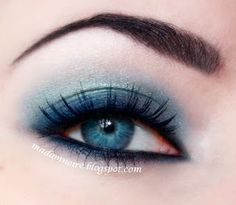 Simple Blue Eye