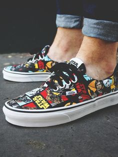 Star Wars + Vans = WIN!