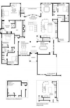1000 images about on pinterest house plans floor for Grand home designs fort worth