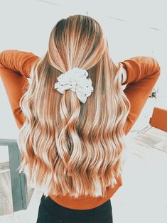 Cute Hairstyles For Medium Hair, Summer Hairstyles, Pretty Hairstyles, Medium Hair Styles, Braided Hairstyles, Long Hair Styles, Cabelo 3c 4a, Blonde Hair Looks, Aesthetic Hair