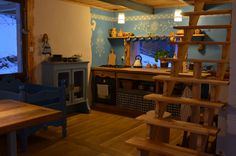 Kuchnia wspólna dla gości