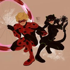 I finally finished this artwork! After all eternity🤔 And in general, there were no fan art for a long time! Nevertheless, I dedicate this… Miraculous Ladybug Fanfiction, Miraculous Characters, Miraculous Ladybug Wallpaper, Miraculous Ladybug Fan Art, Meraculous Ladybug, Ladybug Comics, Lady Bug, Marinette E Adrien, Arte Sketchbook