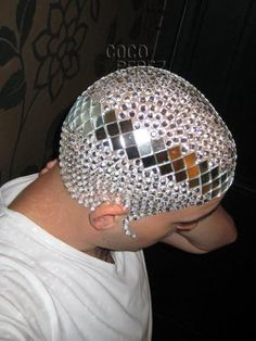 How About a Bedazzled Headgear?
