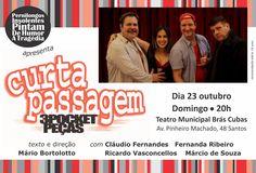 .: #PernilongosInsolentesPintamDeHumorATragédia comemoram #30anos de carreira em #Santos