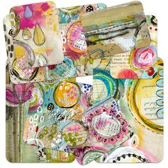 ART POPS Cards from the Wait For Me Collection by Robenmariesmith, $4.99