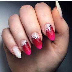 Related posts:White nails with polka dots for ChristmasPretty nails photo idea mani with pretty blue hues Lux Nails, Matt Nails, Foil Nail Art, Foil Nails, New Nail Colors, Zebra Nails, Nail Patterns, Dream Nails, Beautiful Nail Art
