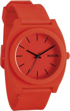 Nixon Time Teller P Neon  Orange  Watch  Zumiez Nixon Watches ca46fe6c10f