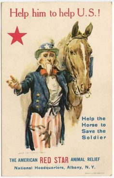 """The American Red Star Animal Relief Fund 