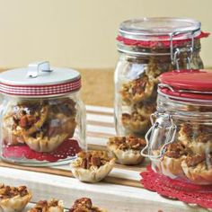 Cram all the amazing flavor of pecan pie into these bite-sized treats that are perfect for parties and gift-giving alike.