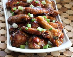 Here are some of our favorite recipes for chicken wings, including Buffalo style, baked Asian style, and some tasty hot wings and drumettes.: Maple Chicken Wings