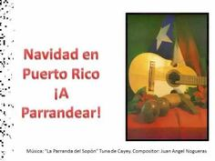 There is no Christmas like the one we celebrate in my dear Puerto Rico!  Navidad en Puerto Rico by Lizy Lamboy
