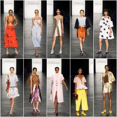 Project Runway - Season 15 - Finale - Erin's collection - Winner - Kind of overrated