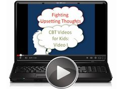 This is the first in as series of eight videos for children. It introduces the idea that upsetting emotions start with automatic negative thoughts.  Tags: CBT, autism, free video.