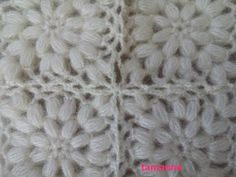 Filet Crochet, Crochet Motif, Crochet Shawl, Crochet Flowers, Knit Crochet, Crochet Patterns, Crochet Videos, Crotchet, Crochet Clothes