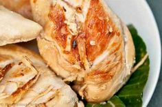 """Clean Eating """"Fried"""" Chicken… Or…How To Burn A Frying Pan Beyond All Recognition And Get Away With It"""