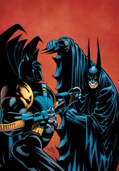 BATMAN: KNIGHTFALL VOL. 3 - KNIGHTSEND   DC Comics