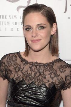 Kristen at the New York Film Critics Circle Awards
