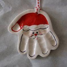 Handy Keepsake Ornament