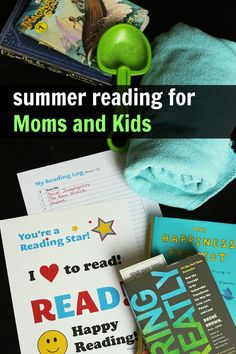 Summer Reading for Moms and Kids