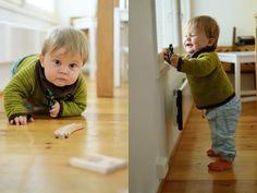 Vibelig: Ny gutt i gammel genser How To Make