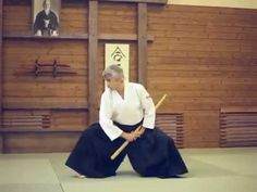 Aikido Bokken Kata 1 through 5 - YouTube