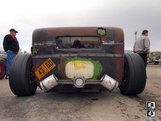 Rat Rod! love the bumper