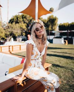 The Limonada Onesie by For Love and Lemons